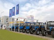 Купить трактор Belarus можно с выгодой до 90 000 грн.