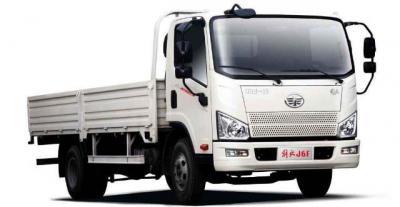 АІС оголошує про початок прийому замовлень на новий вантажний автомобіль FAW Tiger V!
